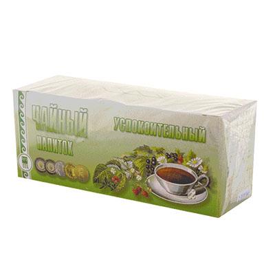 Напиток чайный «Успокоительный» 1